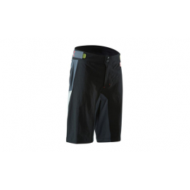 JUNIOR BLKLINE SHORTS (W/ INNER SHORTS) L
