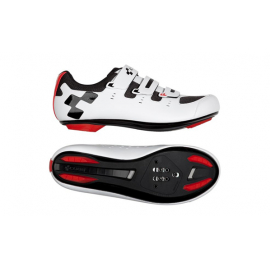 Shoes Road Cmpt White/Red