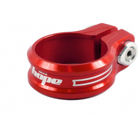 Seat Clamp - Bolt - Red