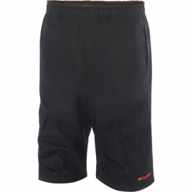 Trail youth shorts  black age 9 - 10