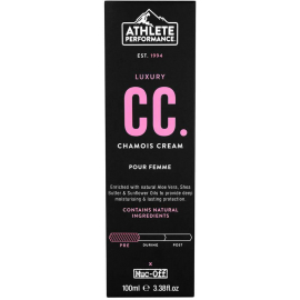 Athlete Performance Ladies Chamois Cream 100ml